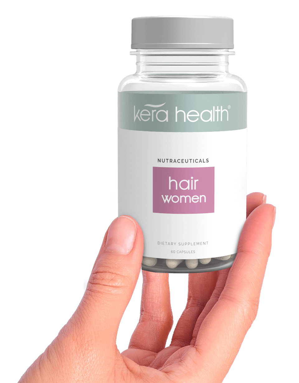 KeraHealth Hair Vitamins Bottle