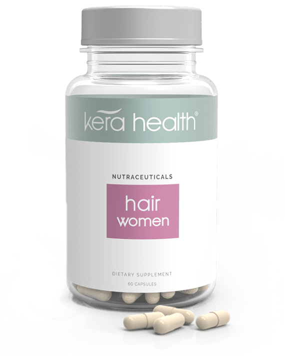 KeraHealth Hair Supplements - 30 days Money Back Guarantee