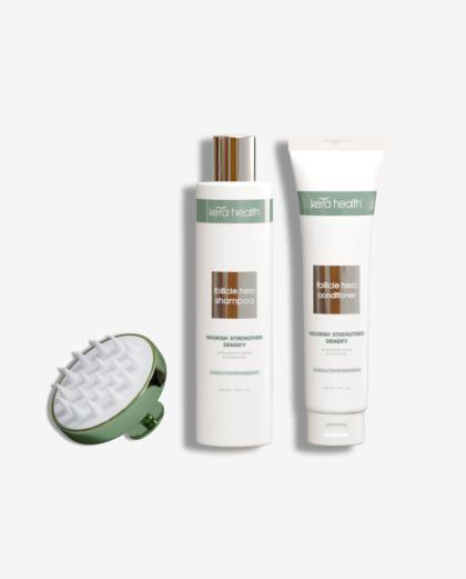 KeraHealth Shampoo + Balsamo